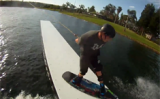 Chris Yarrow Wakeboard Shred z GoPro