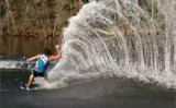 Wakeskate Obscura team shred w Bull Shoals