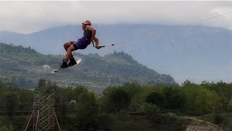 Pescara - wakeboardowy trip do Włoch