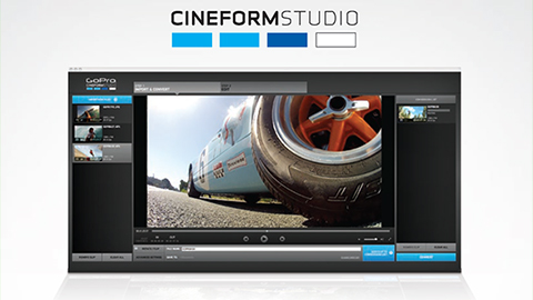 GoPro CineForm Studio 480