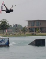 Thai Wake Park in march