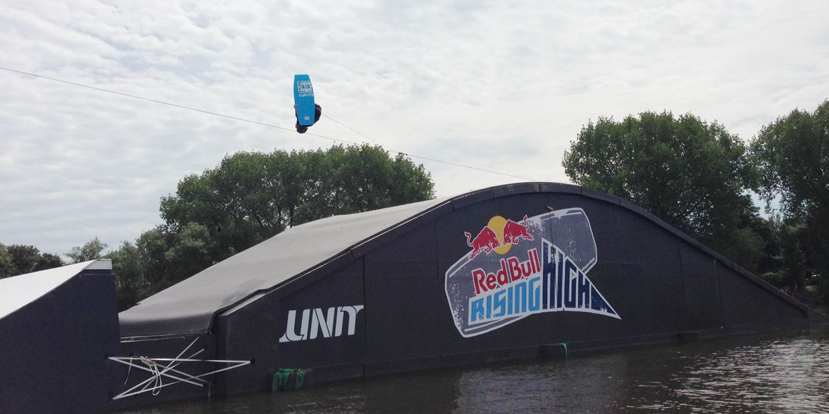 Red Bull Rising High