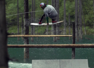Nikita Martyanov - Red Bull Highland Wake in Kazakhstan