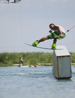 Alex Corrales at Republ1c Wakepark