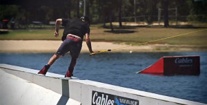 Strong Field At 2014 Cable Wakeboard World Championships in Norway