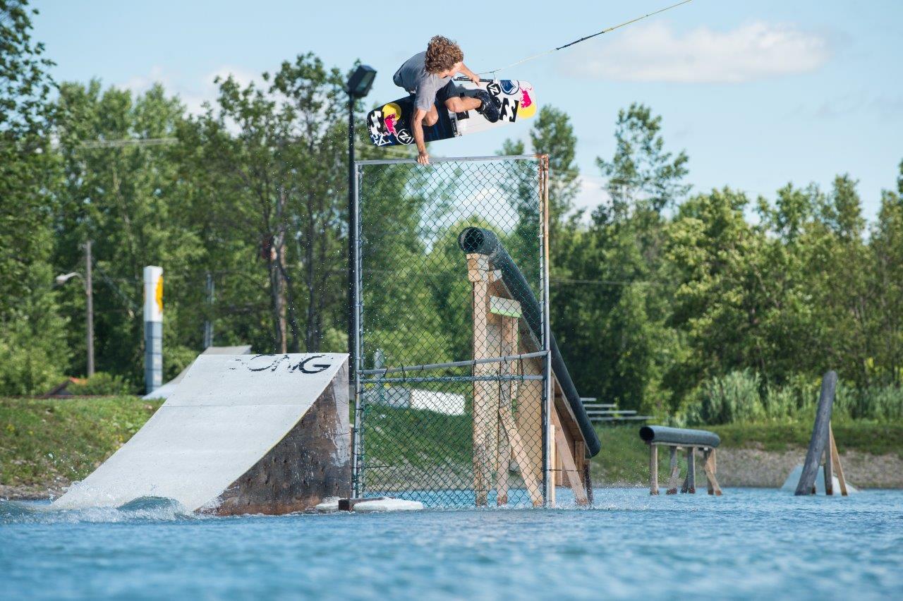 Raph Derome Beyond Perception Wakeboarding Film