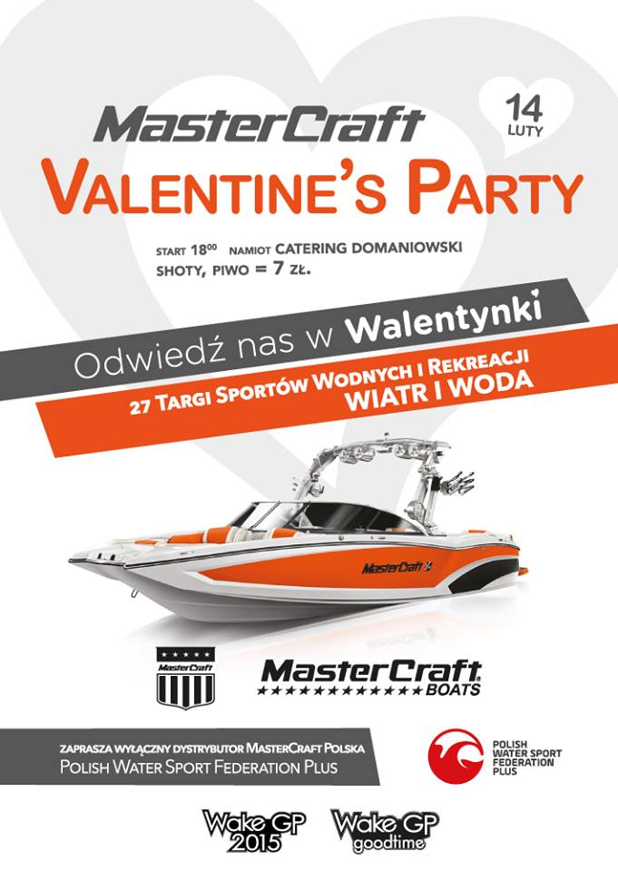 MasterCraft Valentine s Party