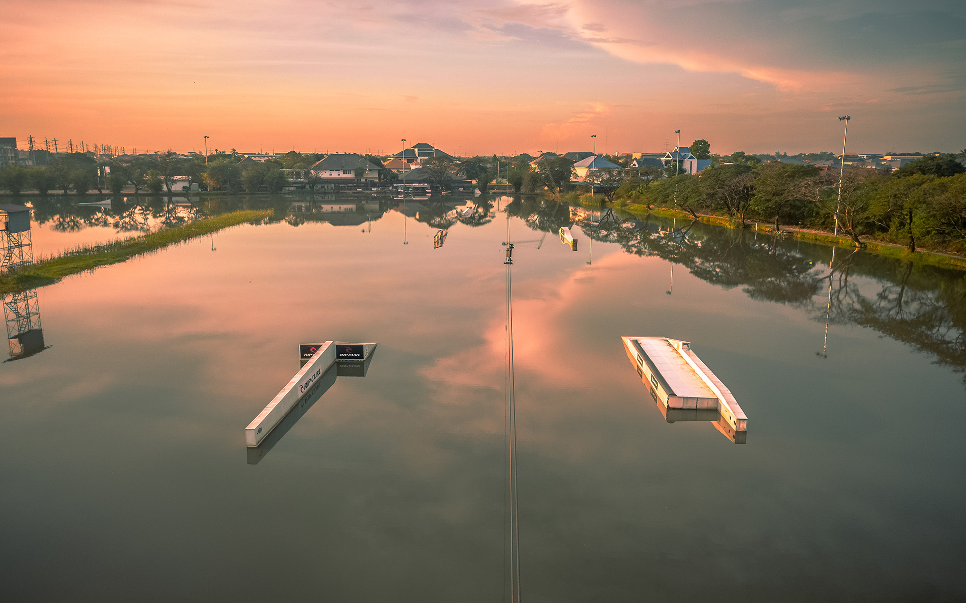 Zanook Wake Park-zanook far side