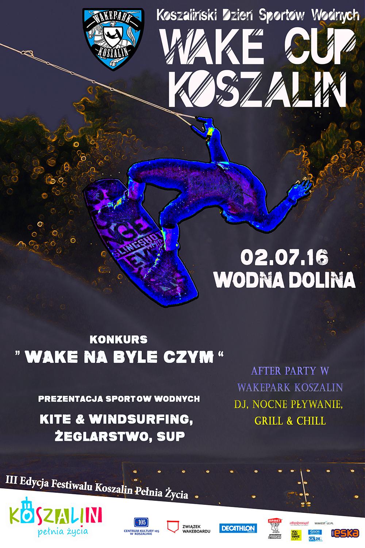 wakecupkoszalinlastproject-plakat