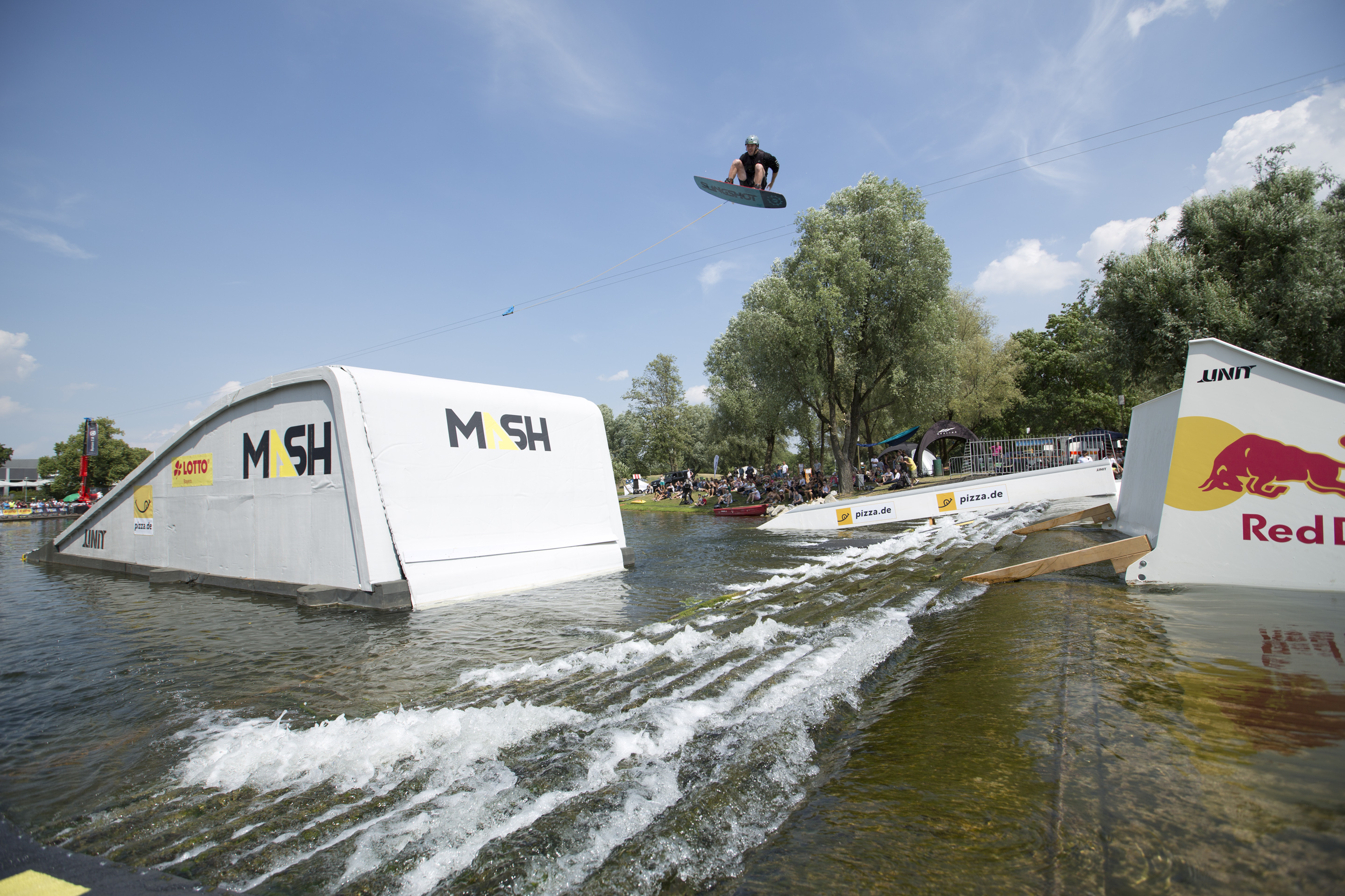 Wakeboard Rail & Air 2017