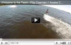 Awake Clothing Wakeboard Team - Filip Czerniec