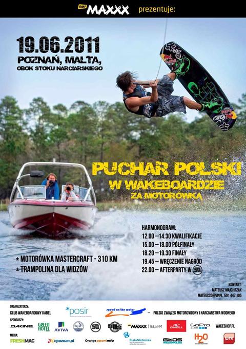 Puchar Polski w Wakeboardzie