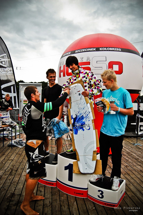 Puchar Polski w Wakeboardzie i Wakeskate 'cie - Szczecinek 2011