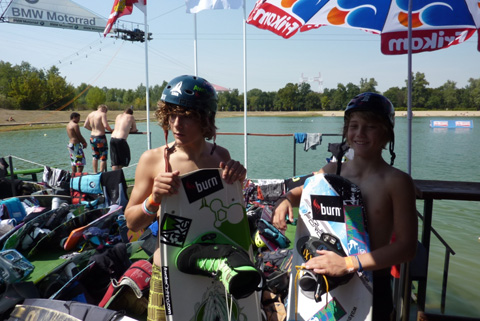 Relacja z Mistrzostw Europy w wakeboardzie Belgrad 2011