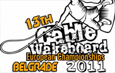 European Cable Wakeboard Championships Belgrade 2011