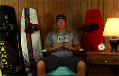 Liquid Force Shawn Watson wakeboard & bindings