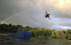 Tobi The Hellracer Rittig - mega styl wakeboardowy