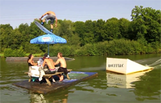 Rouffiac Wakeboard Session