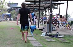 Antoni van der Wekken Thai Wake Park Shred
