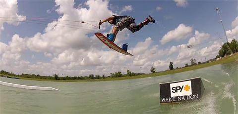 GoPro Sessions - Wake Nation z Raph i Oli Derome oraz Andrew Adams