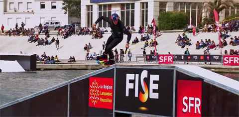 FISE 2012 - Highlight Wakeboard