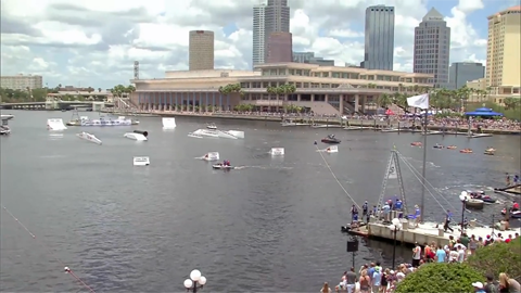 Red Bull Wake Open Highlights - Raw Footage