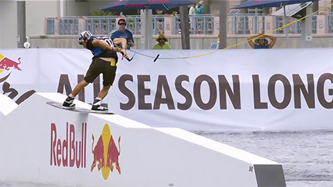 Red Bull Wake Open 2012 USA