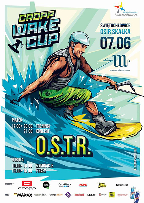 Cropp Wake Cup Świętochłowice 2014