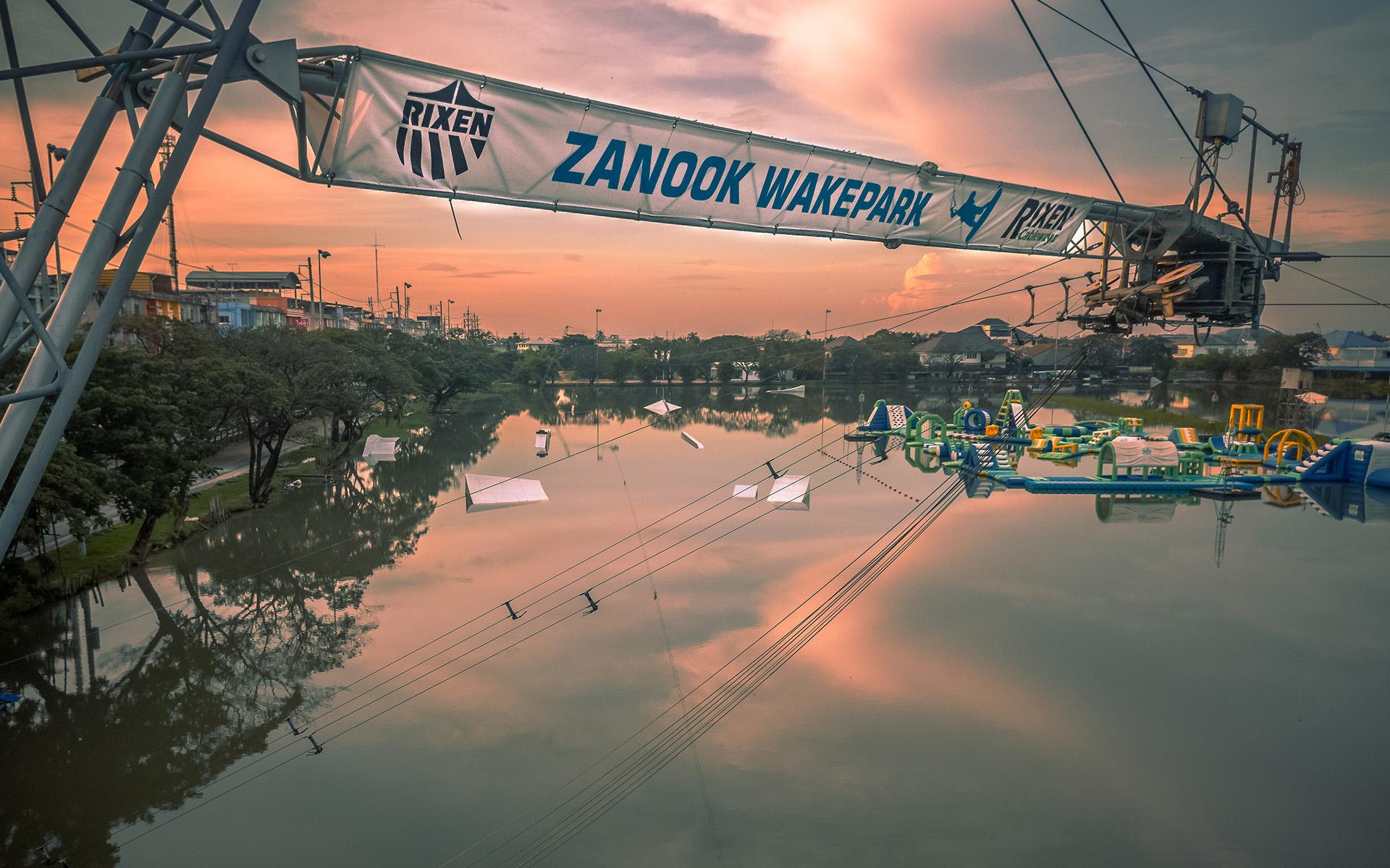 Zanook Wake Park-zanook sign 3